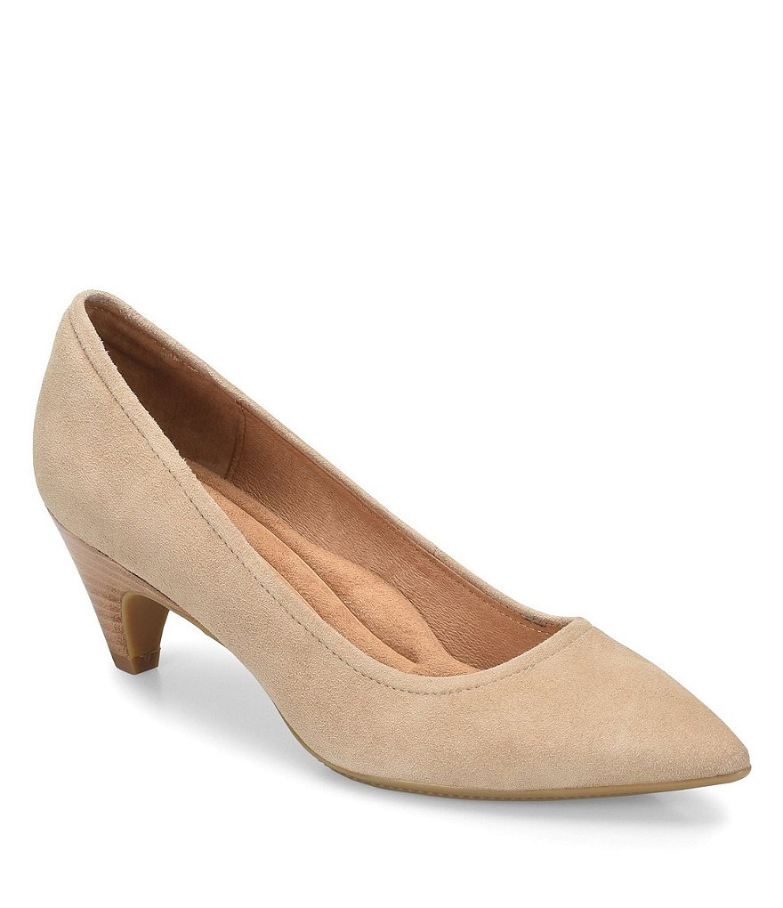 Sofft Altessa II Suede Pumps