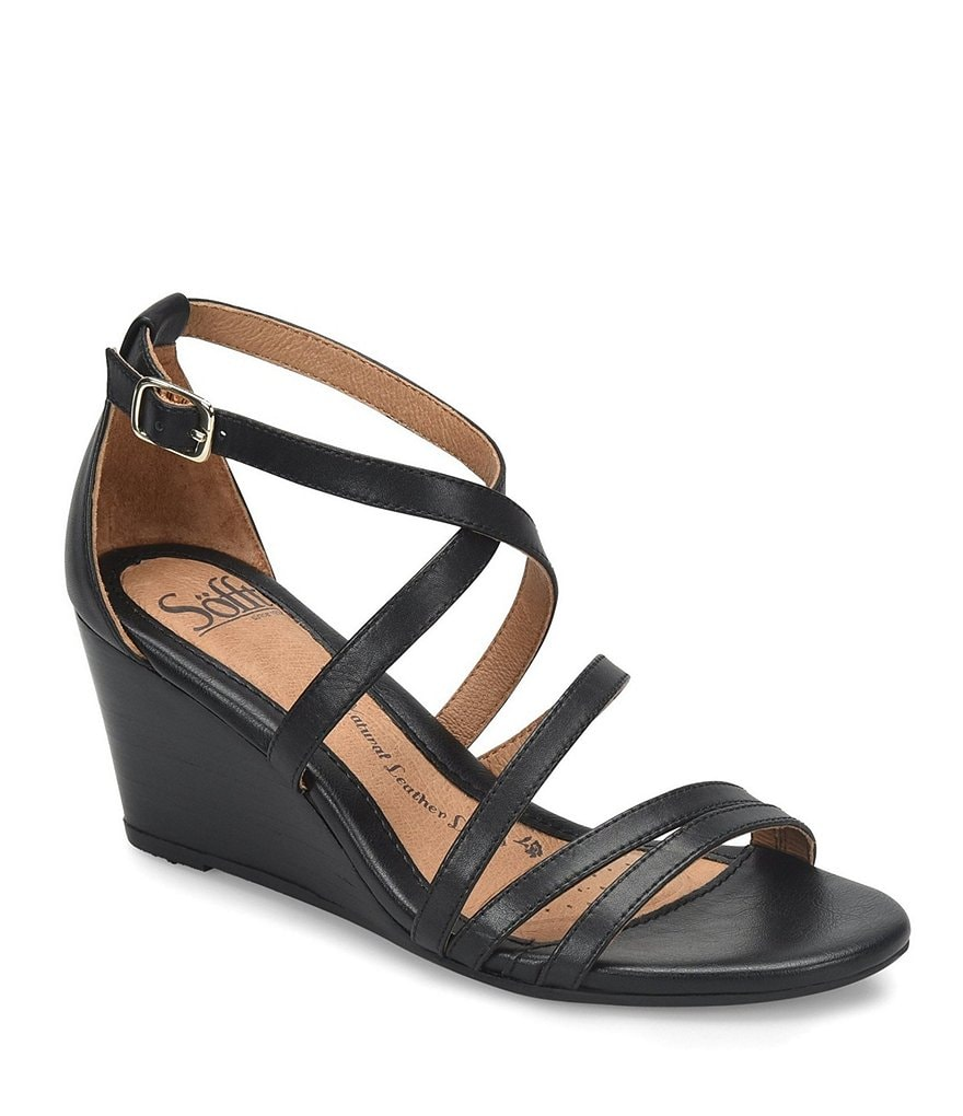 Sofft Mecina Wedge Sandals