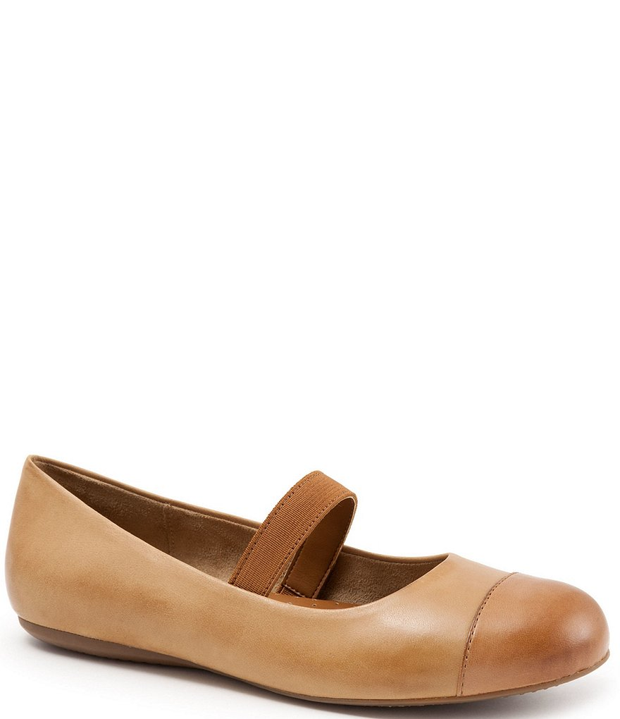 SoftWalk Napa Mary Jane Flats