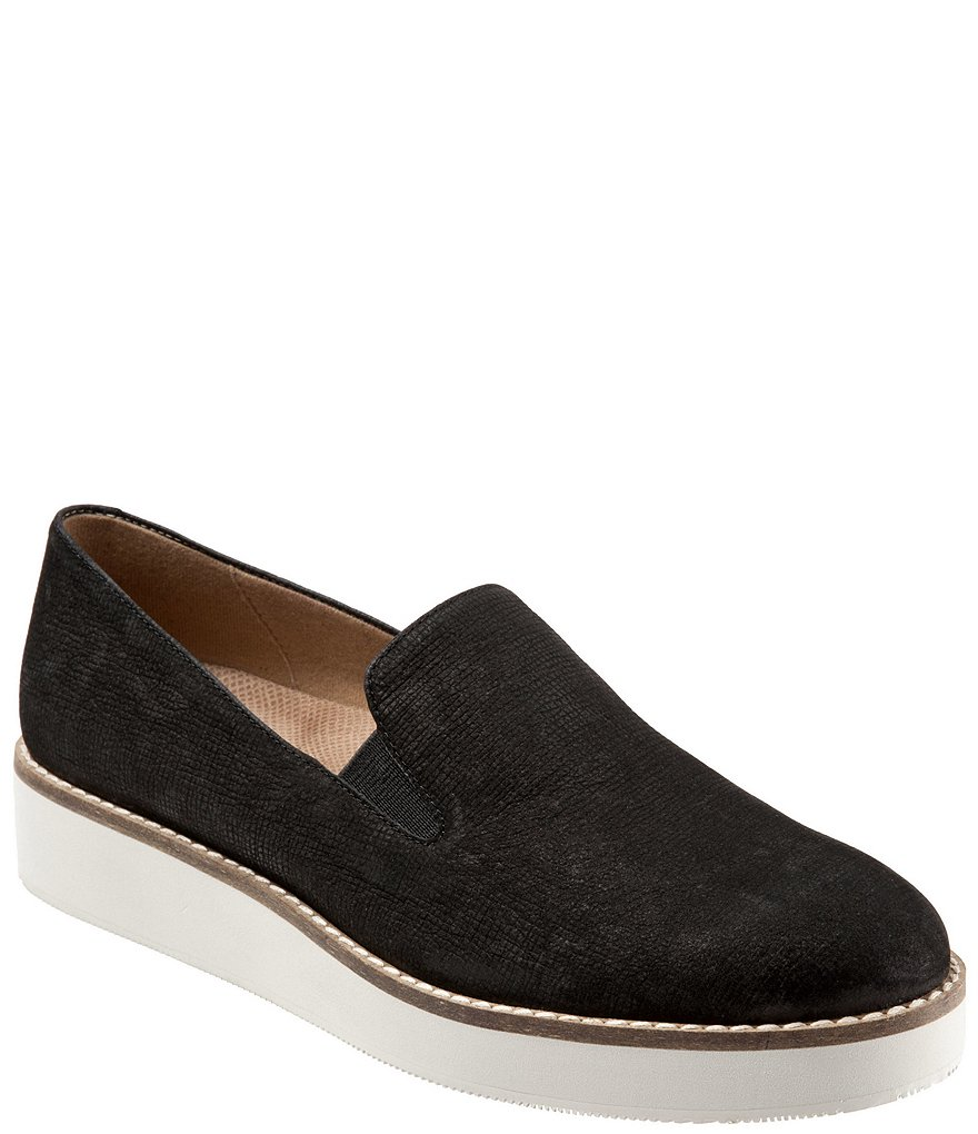 SoftWalk Whistle Slip-On Sneakers