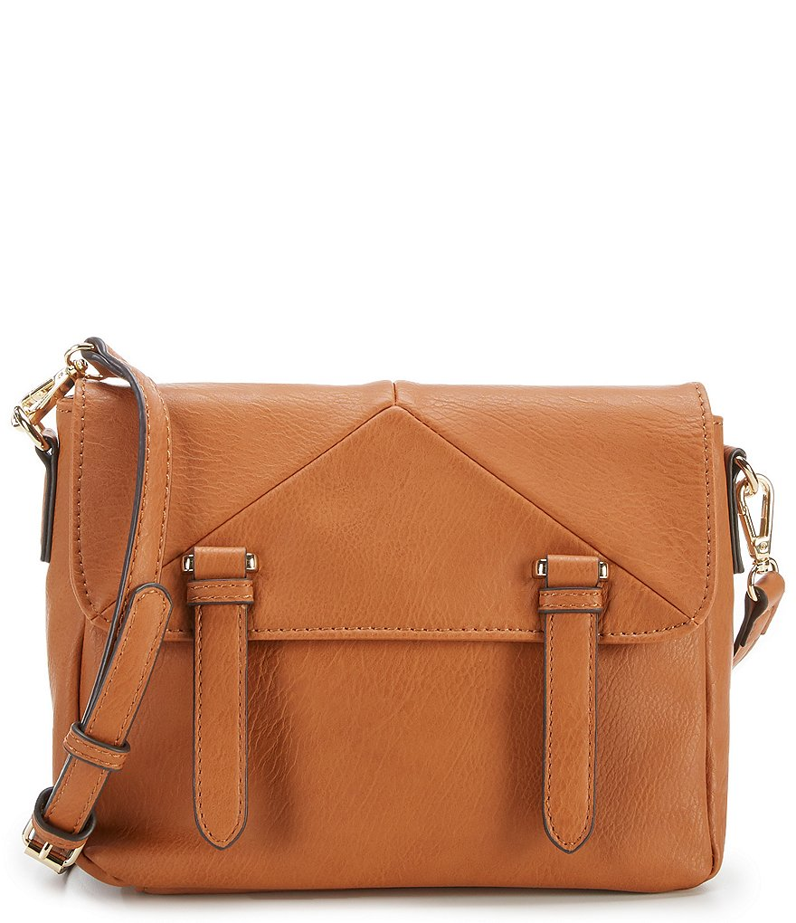 Sole Society Evanna Flap Cross-Body Bag
