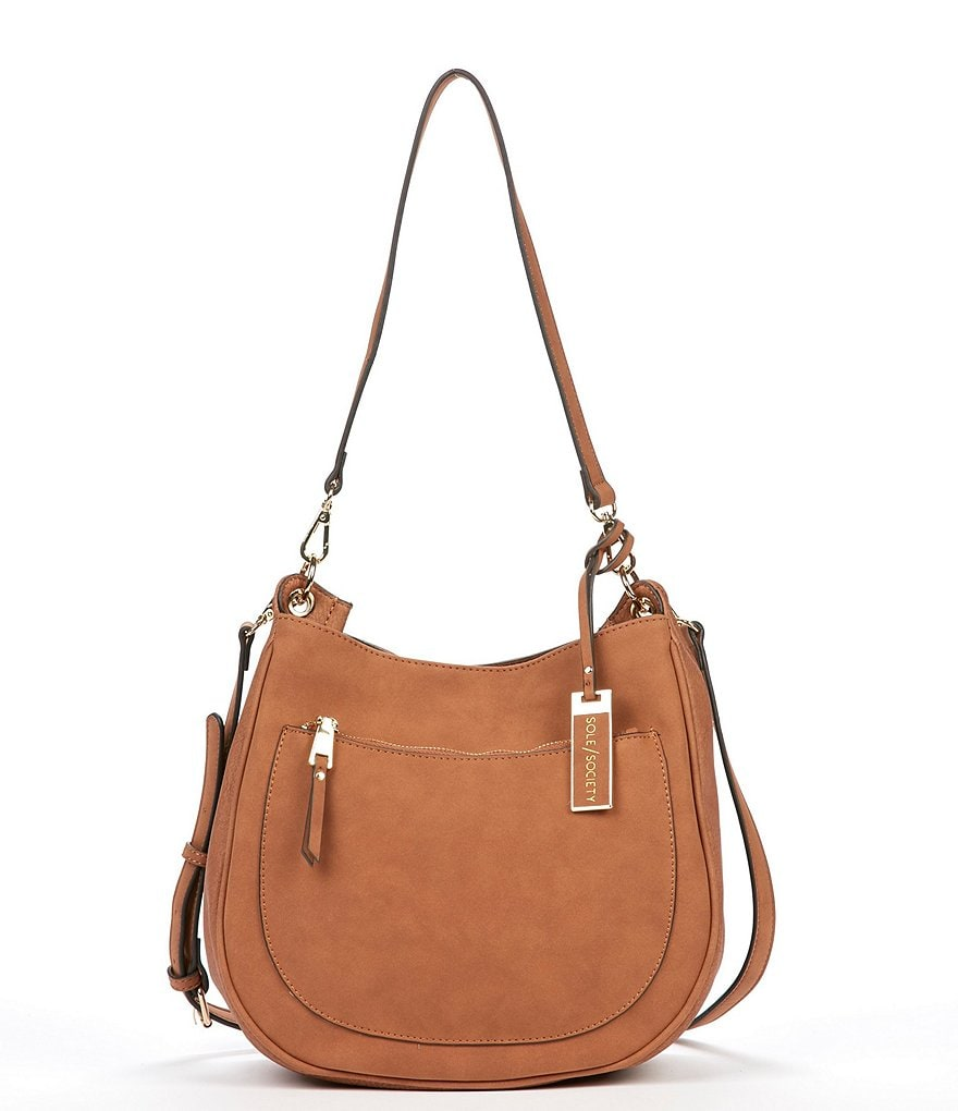 Sole Society Helen Hobo Bag