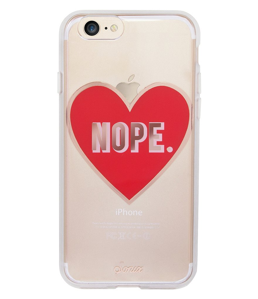Sonix Nope iPhone 7 Case