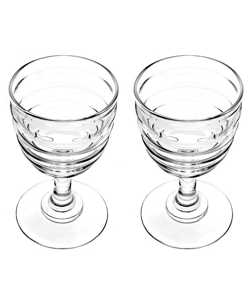 Sophie Conran for Portmeirion Large Wine Glasses, Set of 2