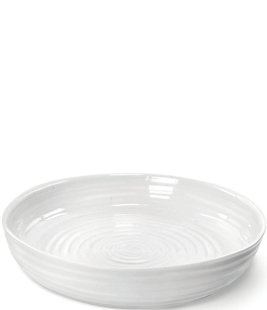 Sophie Conran for Portmeirion Porcelain Round Roasting Dish