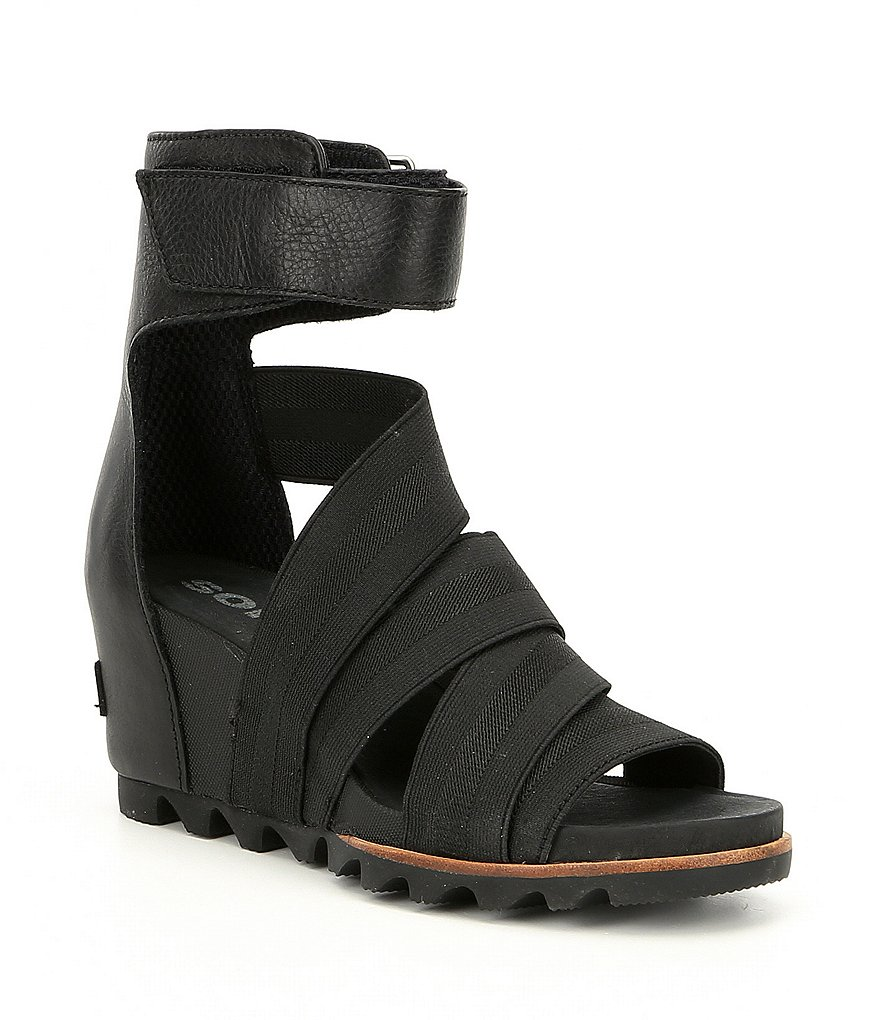 Sorel Joanie Gladiator II Wedge Sandals
