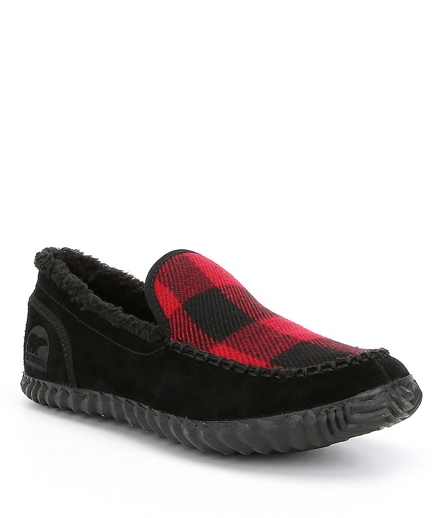 SOREL Men's Dude Moc Slippers
