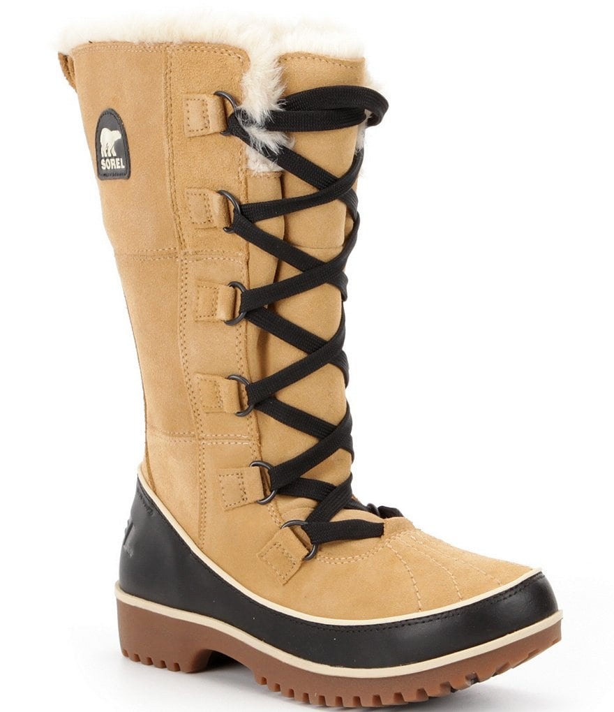 SOREL® Tivoli High II Waterproof Faux Fur Boots
