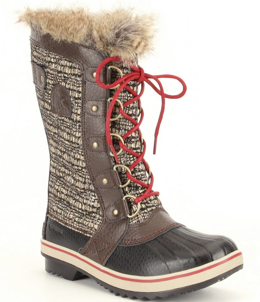 Sorel® Tofino II Faux Fur Waterproof Boots