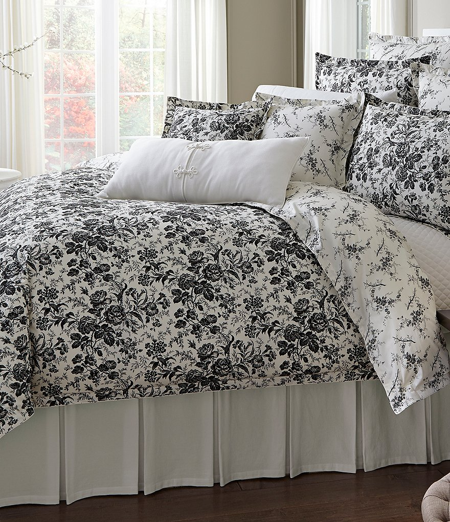 Southern Living Chelsea Floral Cotton Duvet Mini Set
