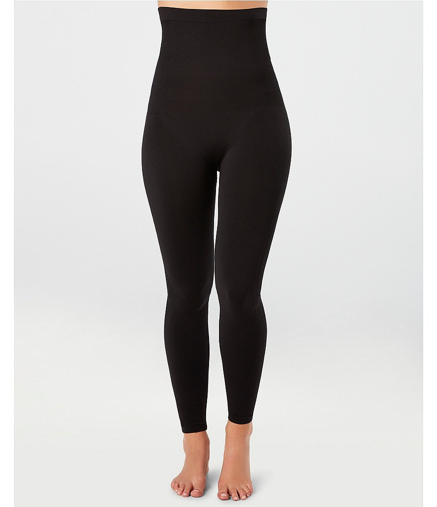 Spanx High Waisted Look At Me Now High-Waisted Seamless Legging