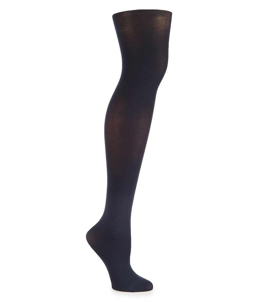 Spanx Luxe Leg Opaque Control Top Tights