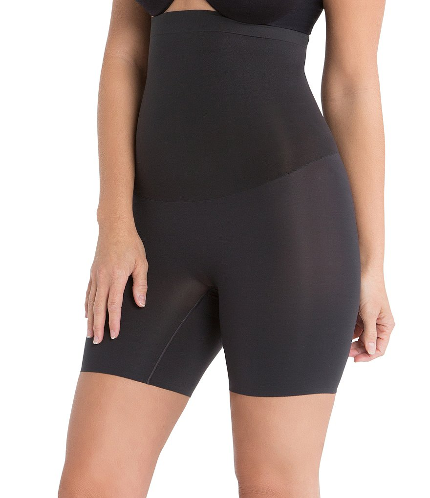 Spanx Shape My Day High-Waisted Mid-Thigh Shaper