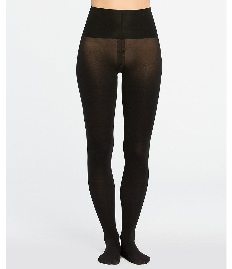 Spanx Opaque Tummy Shaping Tights