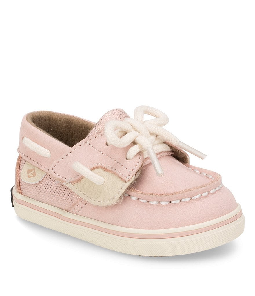 Sperry Bluefish Girls´ Crib Shoes