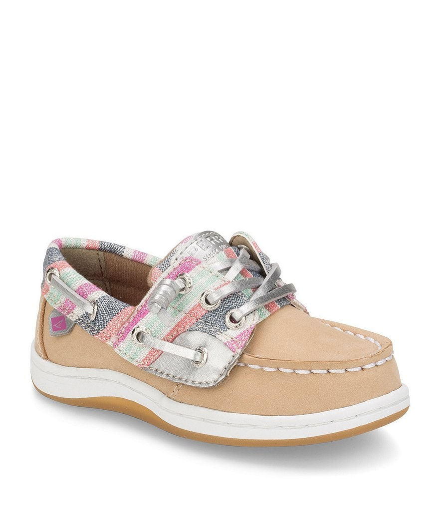 Sperry Girls' Songfish Jr Boat Shoes