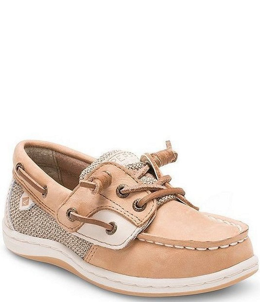 Sperry Girls' Songfish Jr. Boat Shoes