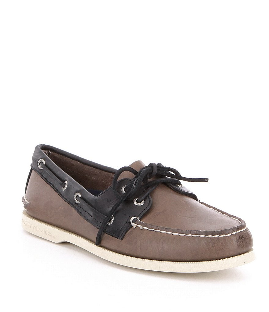 Men S Authentic Original Sarape Boat Shoe