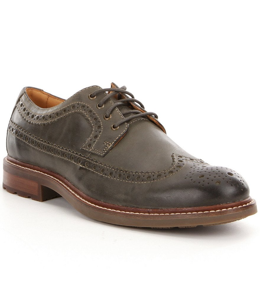 Sperry Men´s Gold Annapolis Wingtip Oxfords