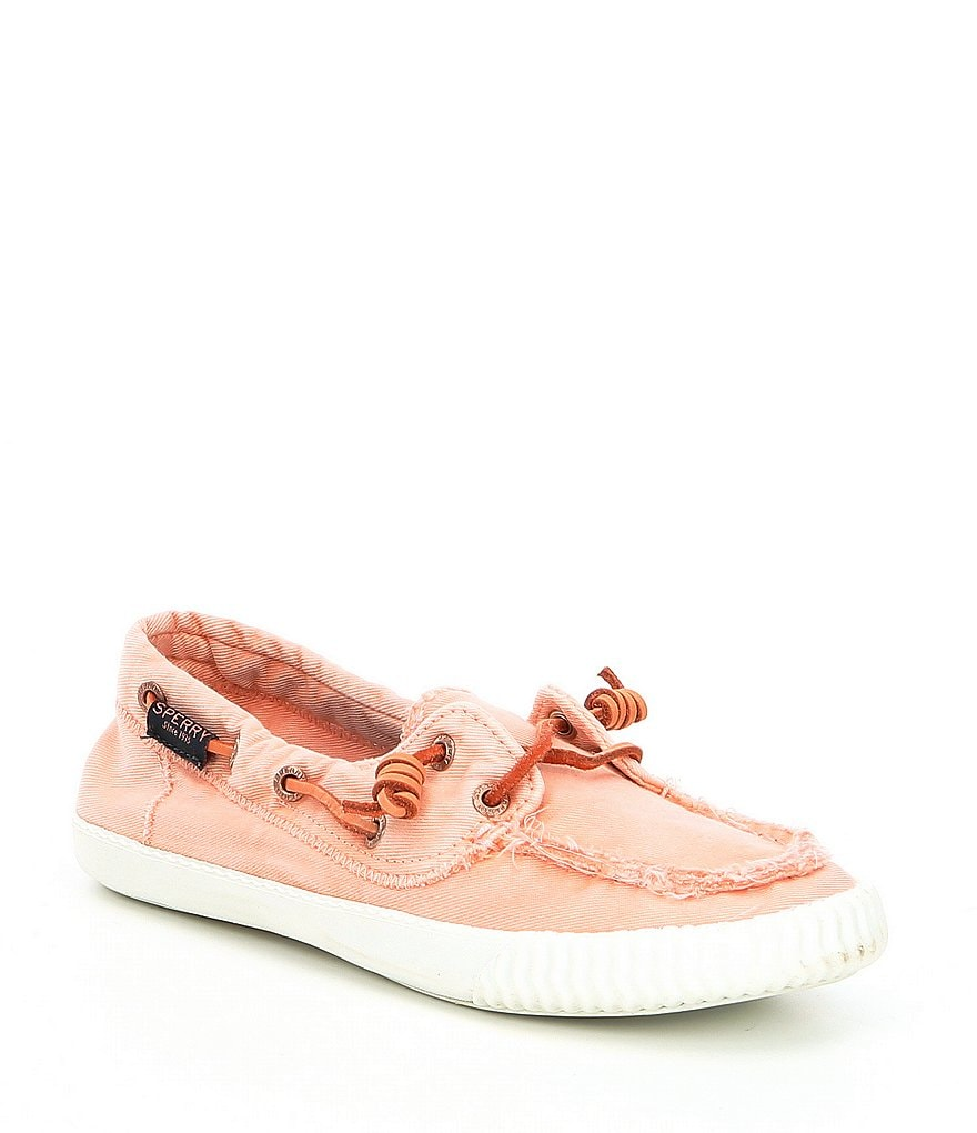 Sperry Sayel Away Washed Canvas Sneakers