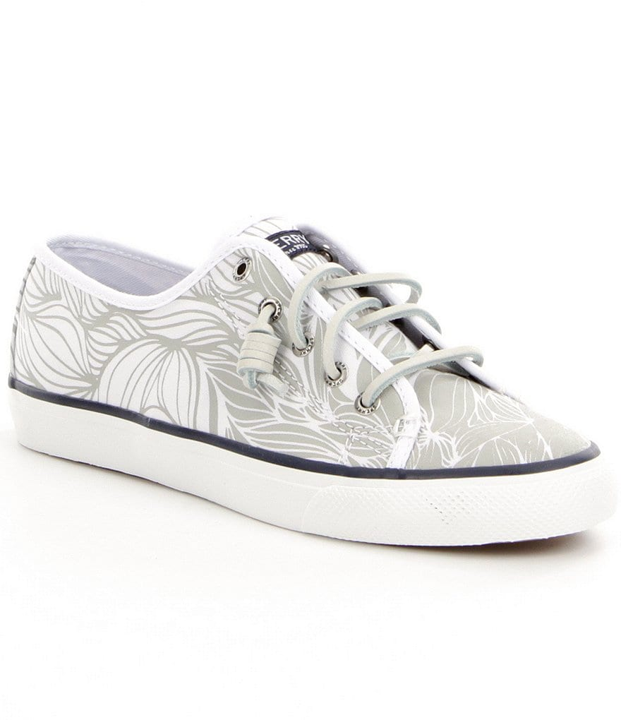 Sperry Seacoast Ombre Canvas Sneakers