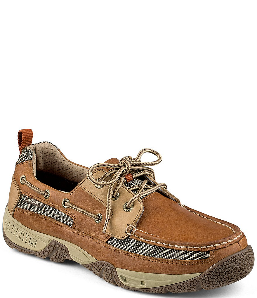 Sperry Men's Top-Sider Boatyard Waterproof Moccasins