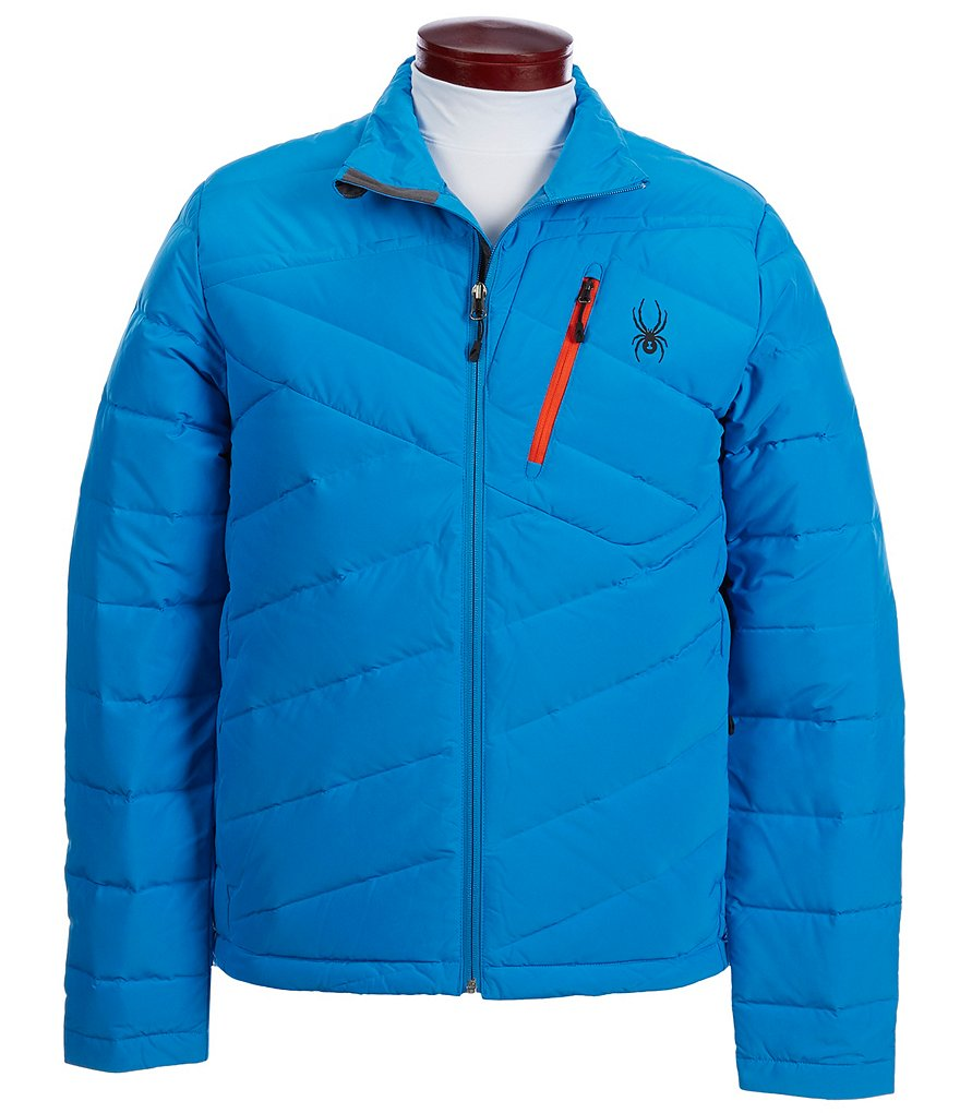 Spyder Syrround Full-Zip Down Jacket