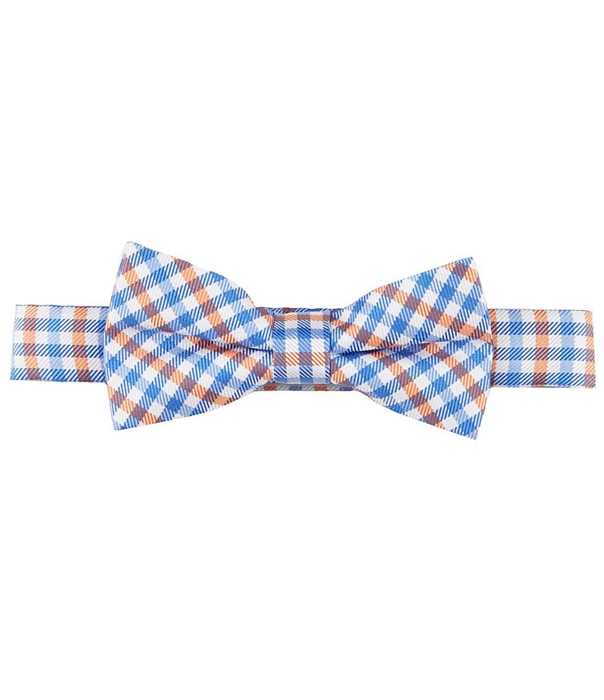 Starting Out Baby Boys Checkered Bow Tie