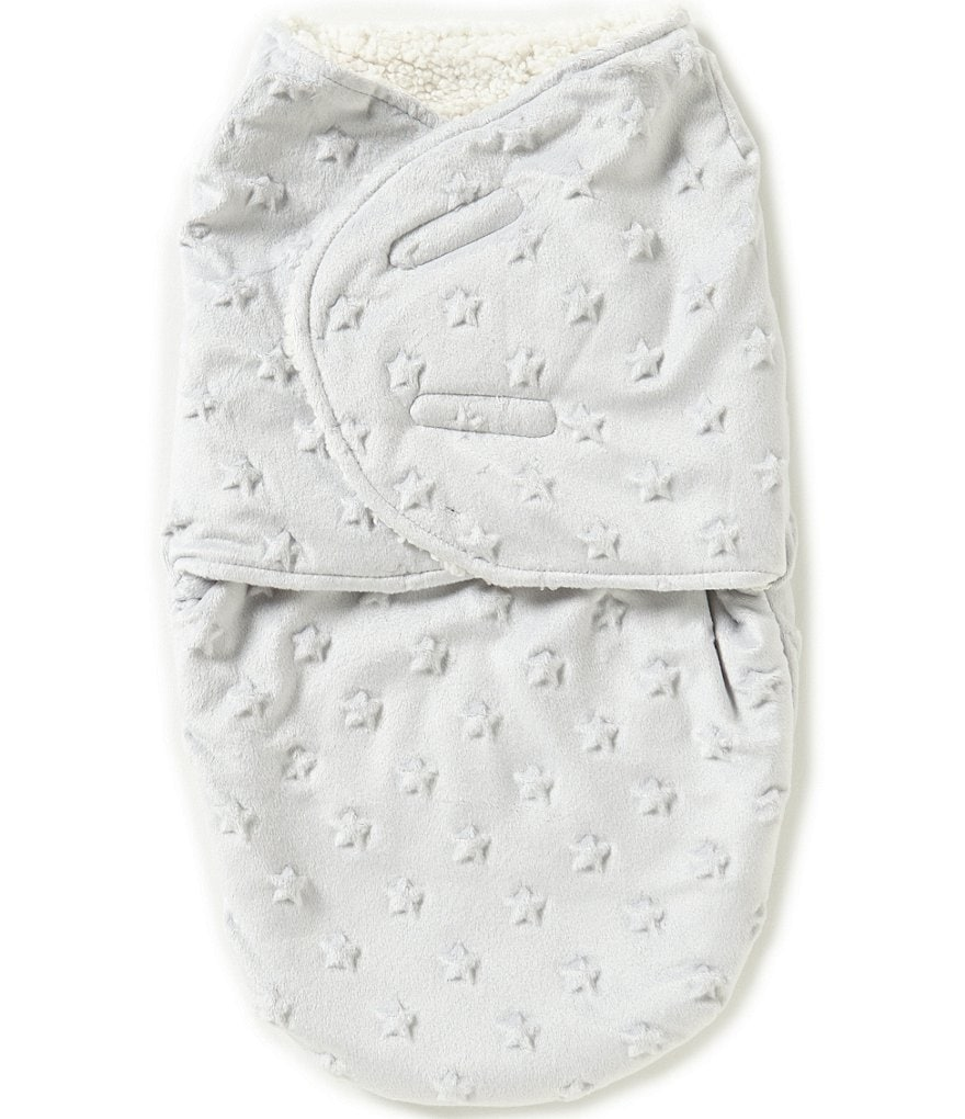 Starting Out Baby Boys Star Swaddle Blanket