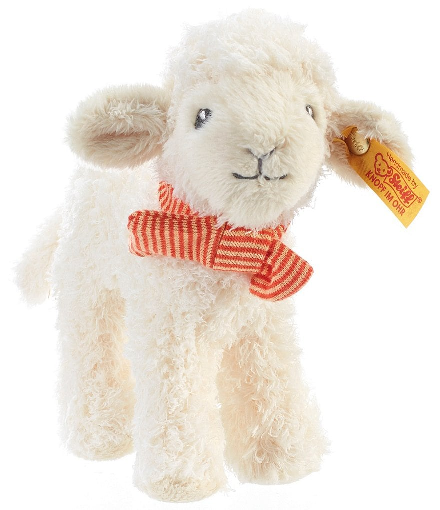 Steiff 5.9#double; Plush Baby Lamb