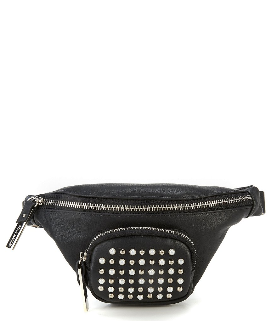 Steve Madden Pearls & Studs Fanny Pack