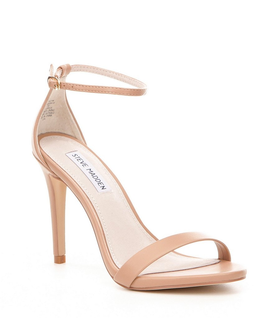 Steve Madden Stecy Ankle-Strap Dress Sandals