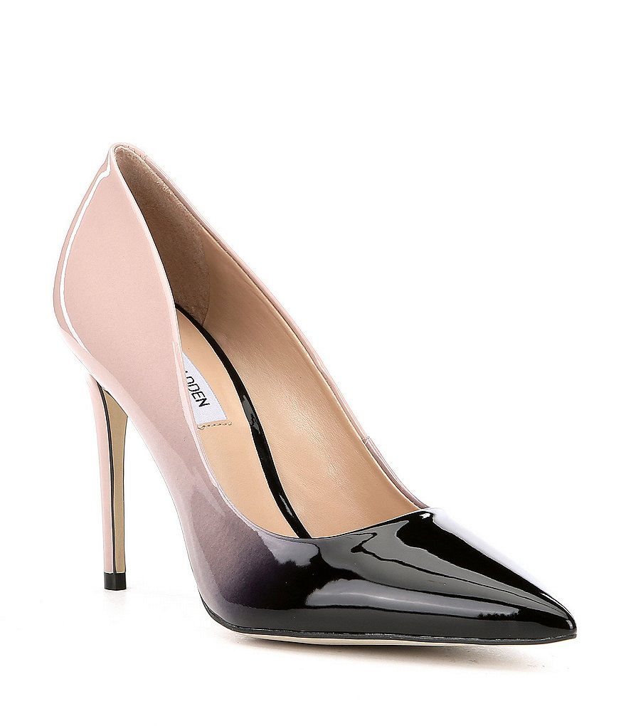 Steve Madden Zoey Ombre Patent Leather Pumps