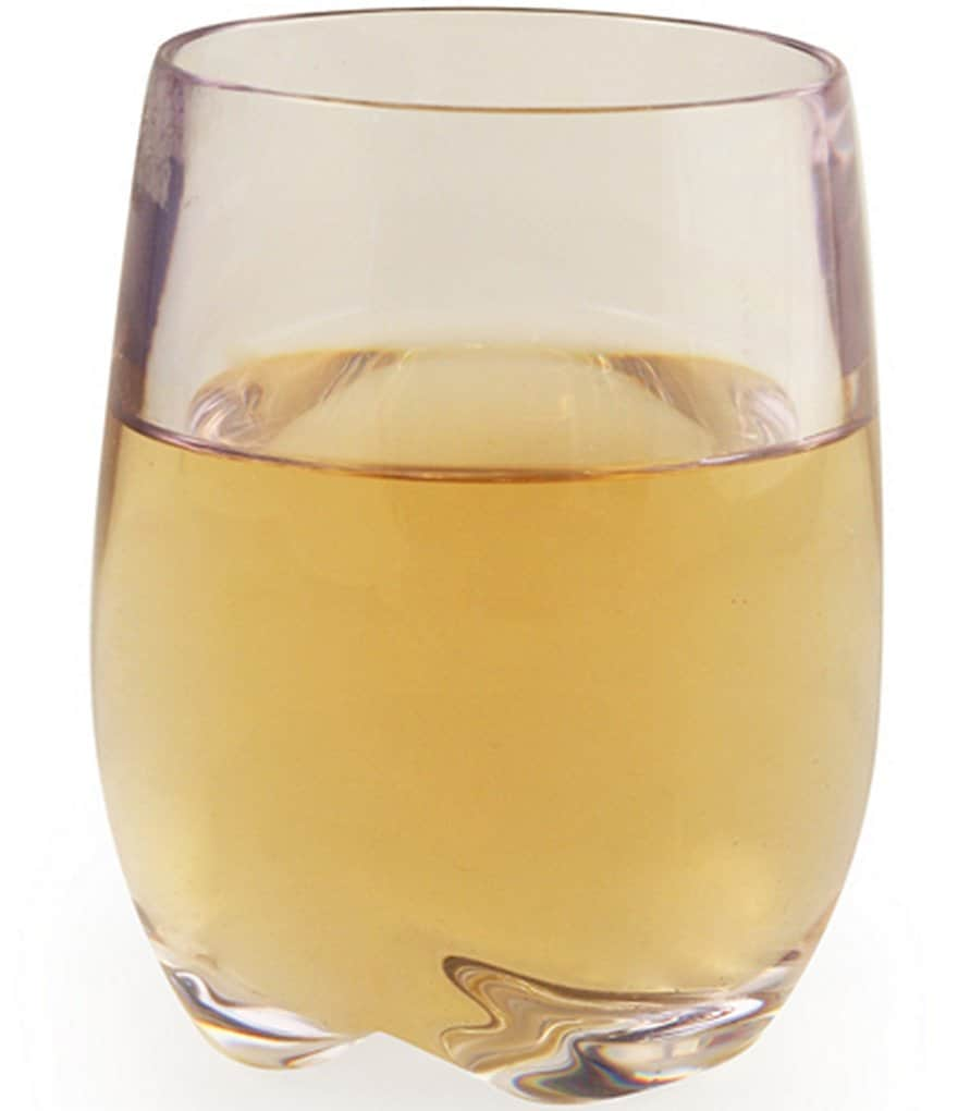 Strahl Design + Contemporary Stemless Wine Glasses