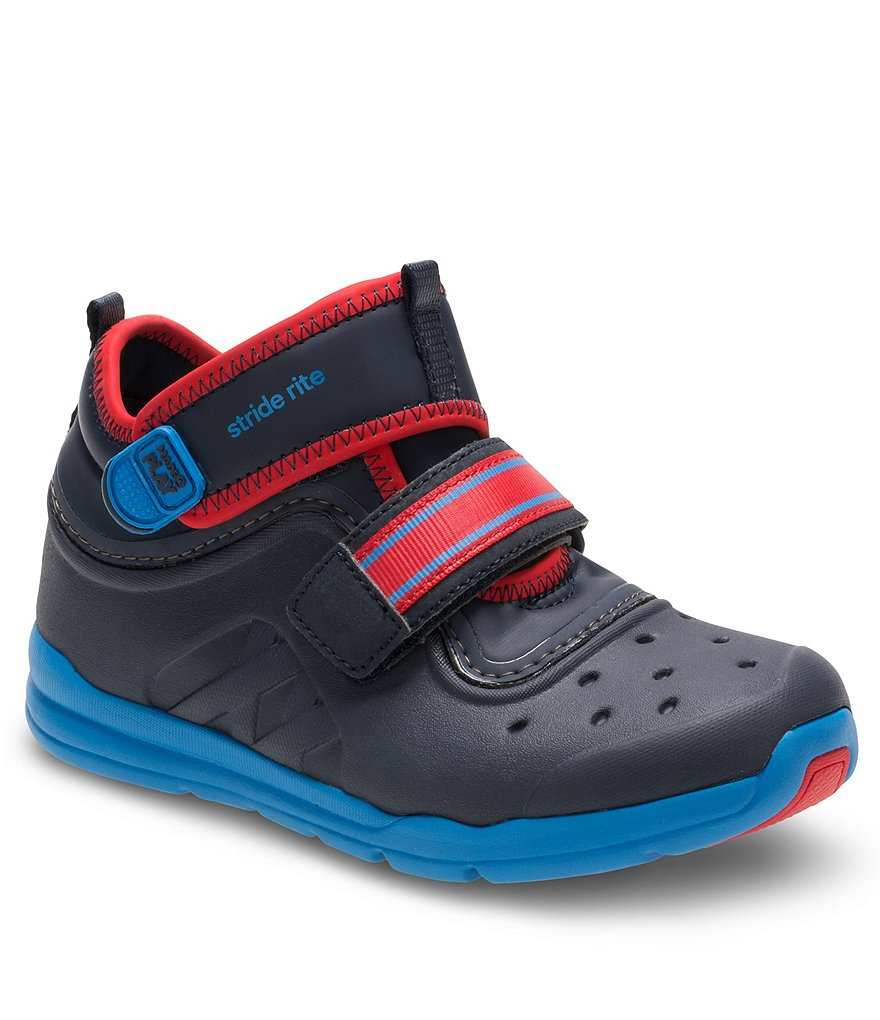 Stride Rite Boys´ M2p Phibian Mid Sneakers