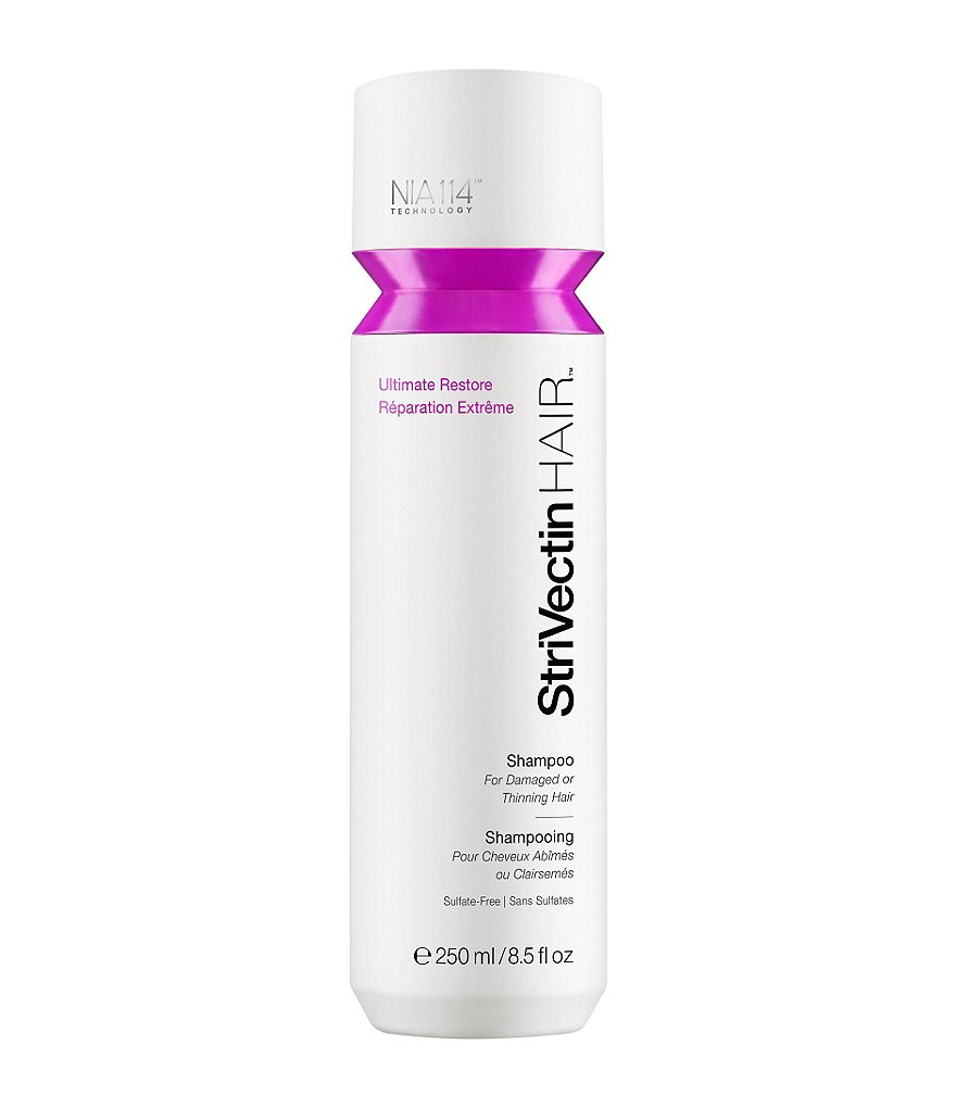 StriVectin HAIR Ultimate Restore Shampoo For Damaged or Thinning Hair