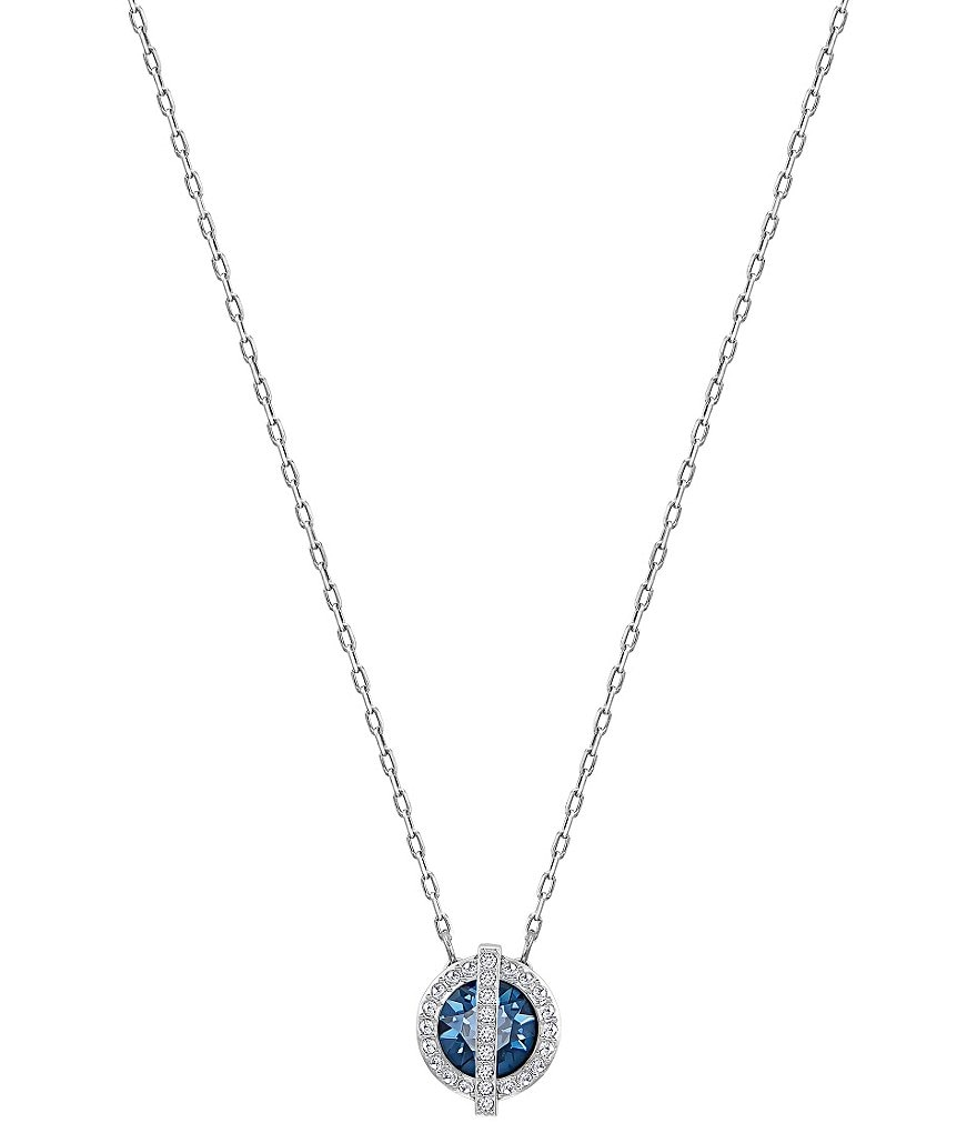 Swarovski Favor Pendant Necklace