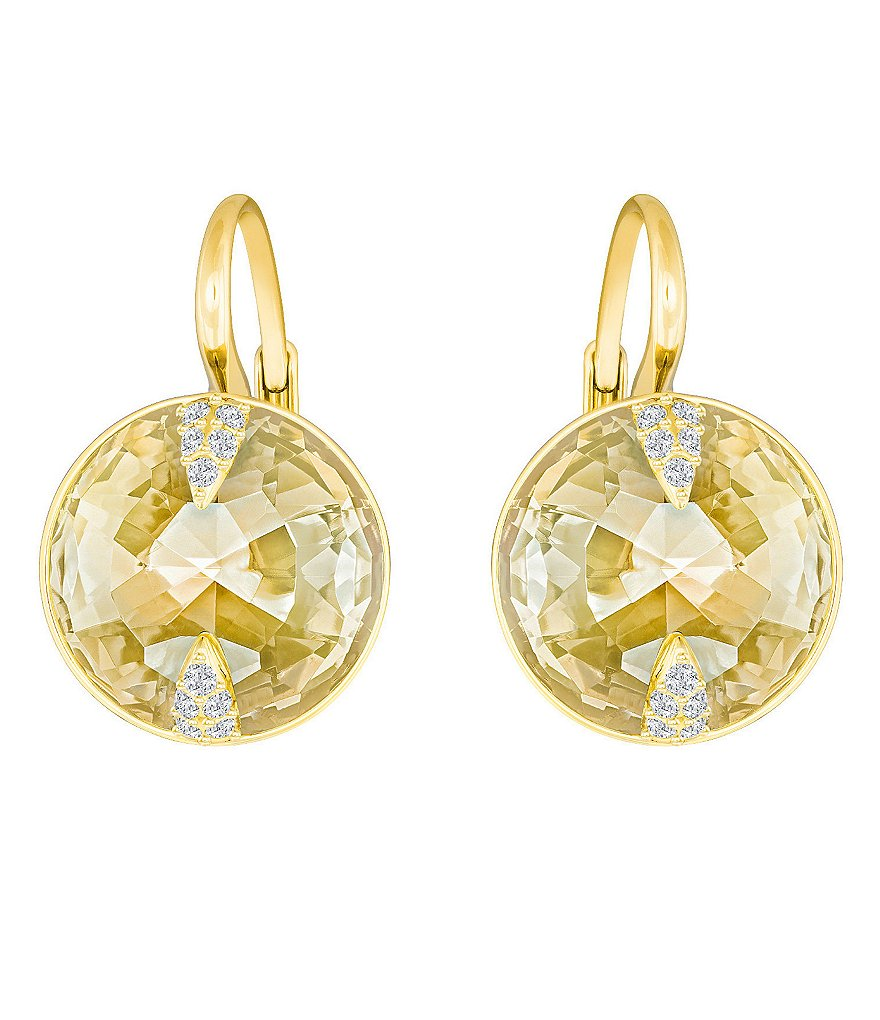 Swarovski Globe Drop Earrings