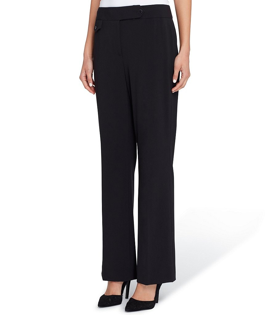 Tahari ASL Bi-Stretch Jennifer Pant