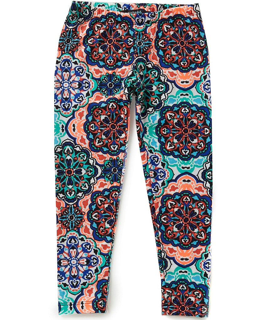 Takara Little Girls 4-6X Printed Leggings