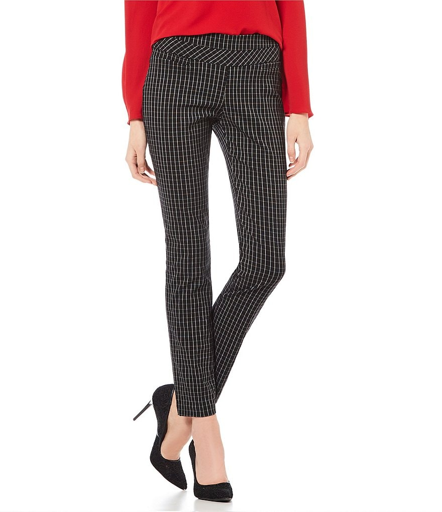 Takara Pull On Windowpane Pants