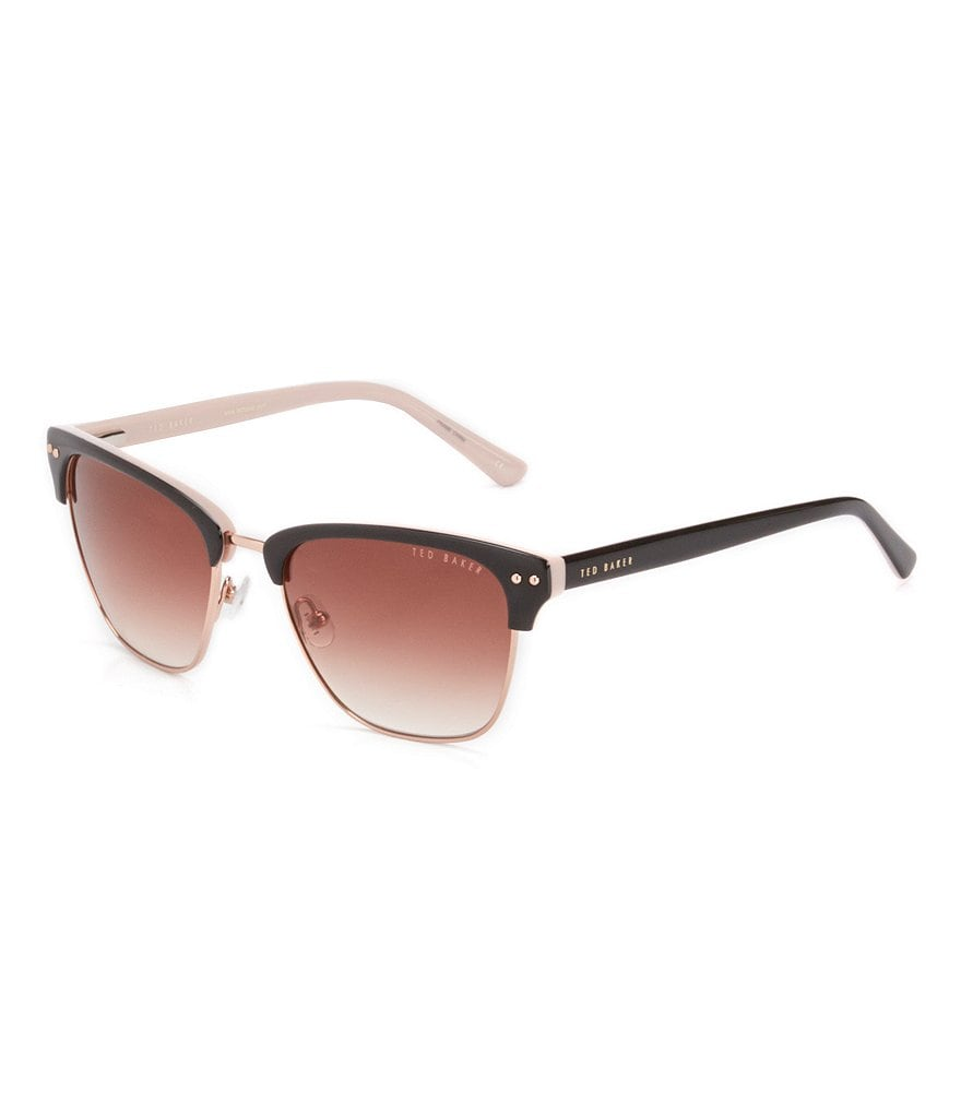 Ted Baker London Square Sunglasses