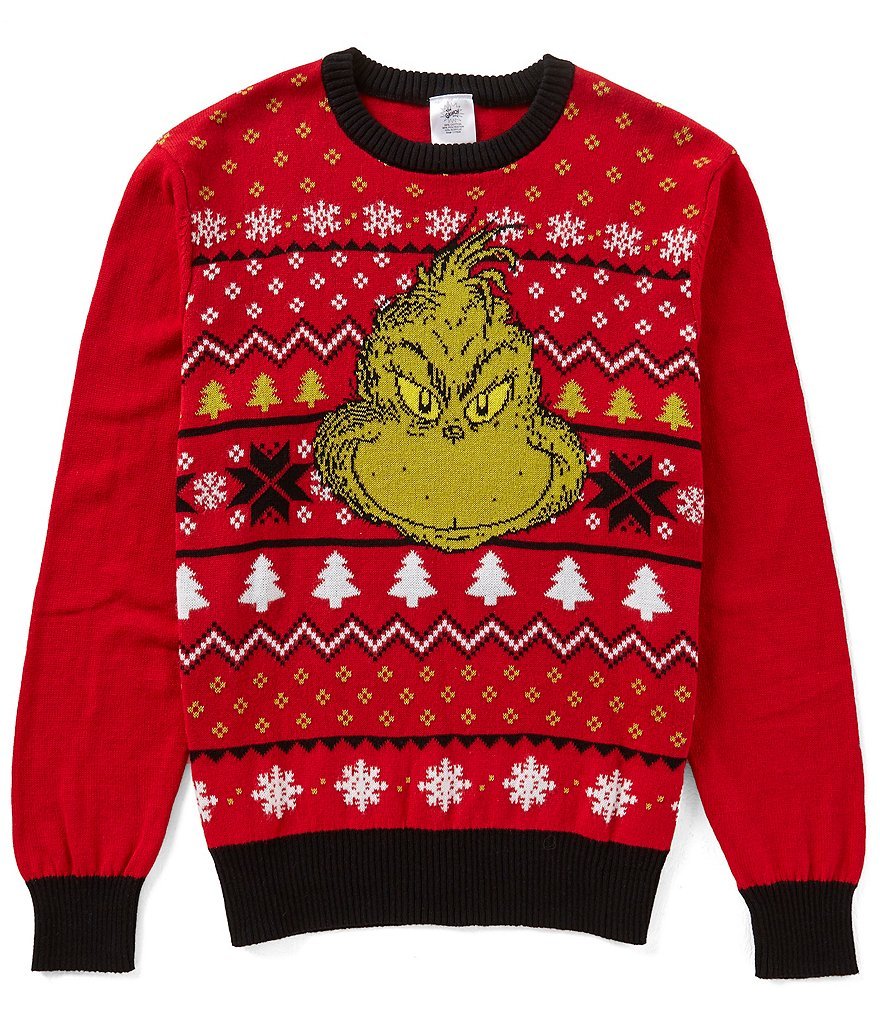 grinchthe grinch christmas sweater