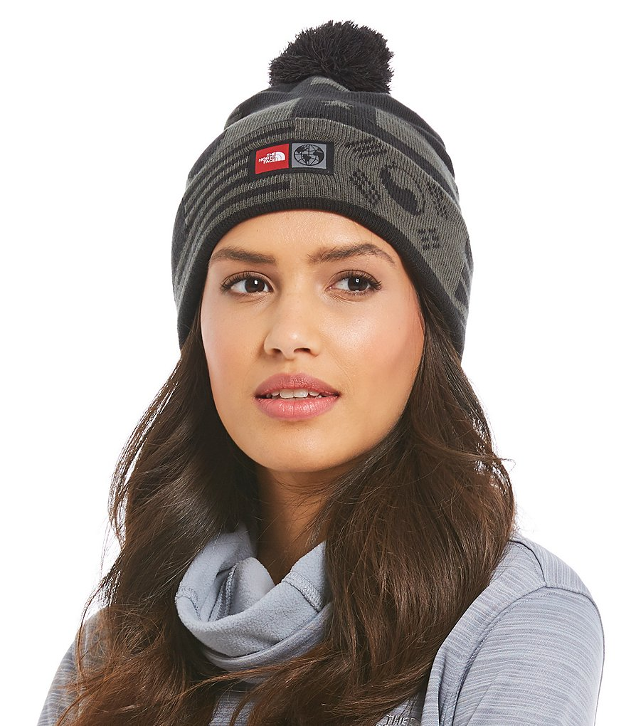 The North Face 2018 Winter Olympics Ski Tuke Pom Beanie