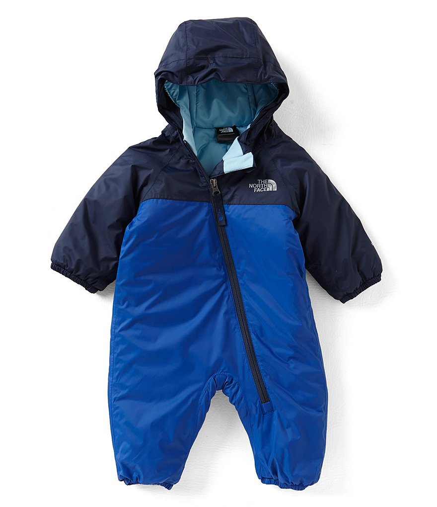 The North Face Baby Boys 3-24 Months Insulated Tailout Long-Sleeve Coverall