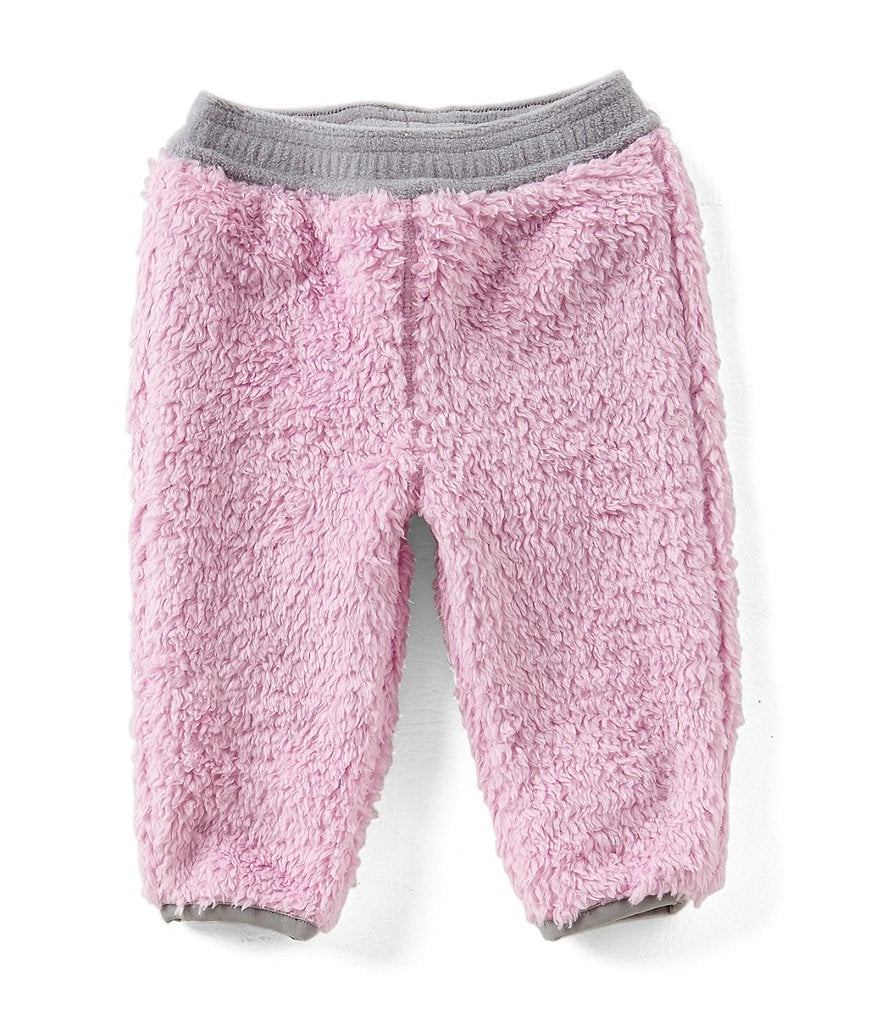 The North Face Baby Girls 3-24 Months Plushee Fleece Pants