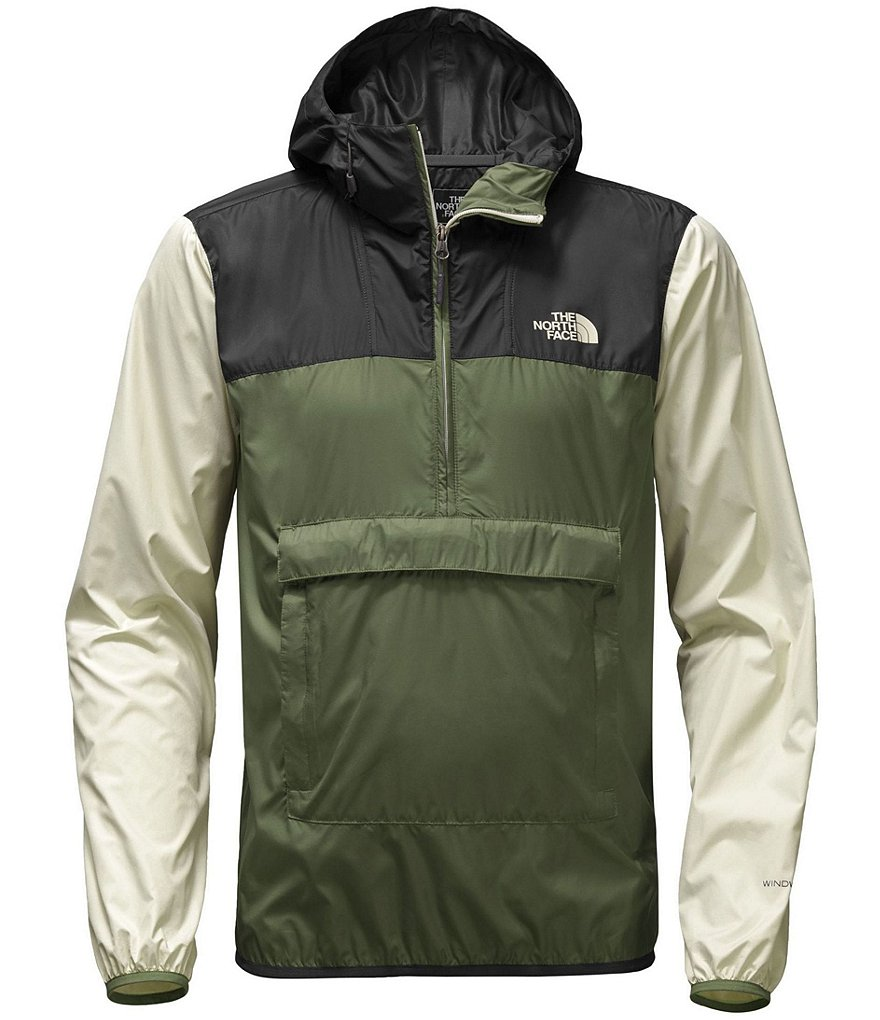 The North Face Fanorak Anorak WindWall® Water-Resistant Hoodie