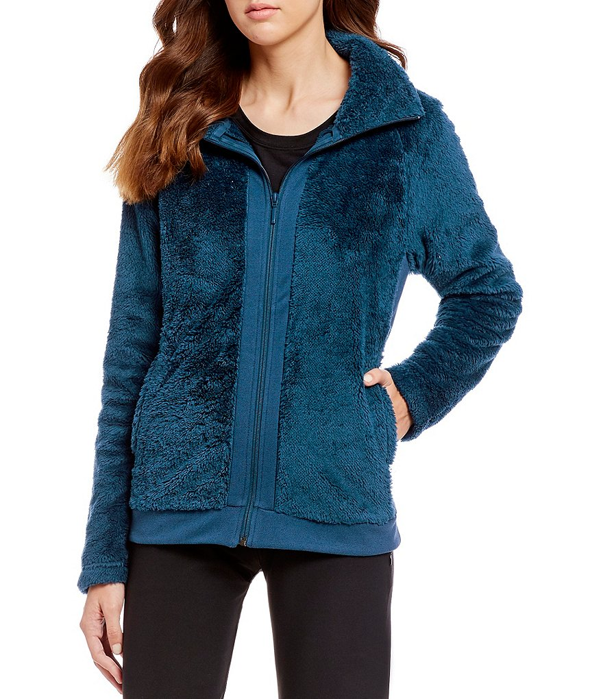 The North Face Furry Fleece Full Zip Jacket Dillard S