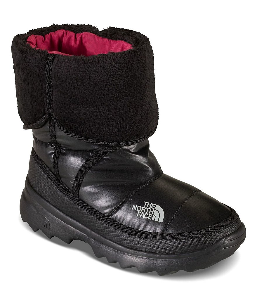 The North Face Girl´s Amore Fold Over Water Resistant Boot