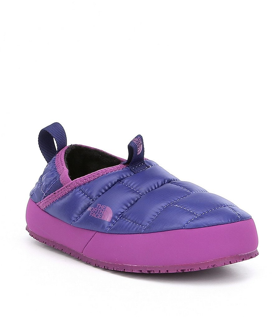 The North Face Girls' Thermal Tent Mule II Shoes